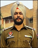 Davinder Singh Punjab Police